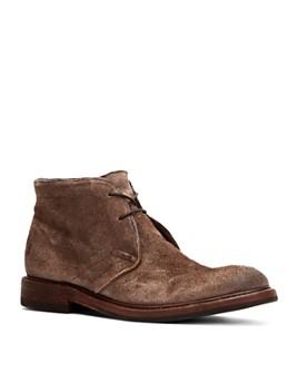 Frye - Men's Murray Suede Chukka Boots
