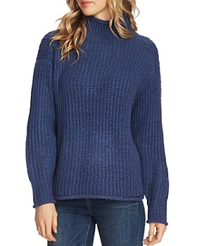 VINCE CAMUTO - Mock-Neck Sweater