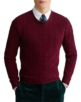 Polo Ralph Lauren - Cable-Knit Cashmere Sweater