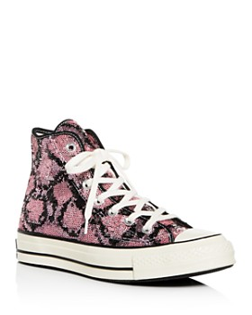 Converse - Women's Chuck Taylor All Star Embellished High-Top Sneakers