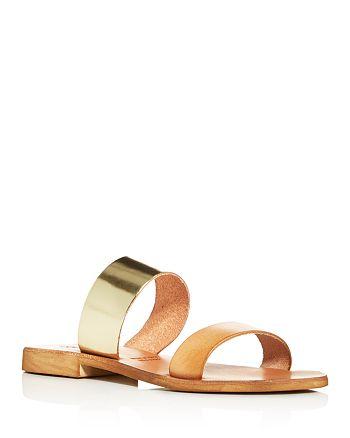 Cocobelle - Women's Slide Sandals