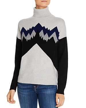 C by Bloomingdale's Mountain Cashmere Turtleneck Sweater - 100% Exclusive