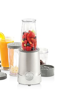 BELLA - 13330 Rocket 12-Piece Blender Set