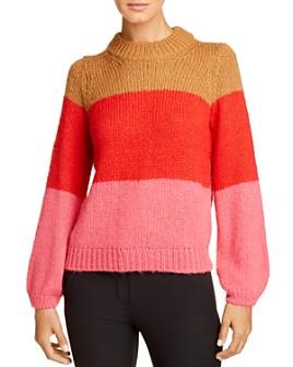 Vero Moda - Color-Block Sweater