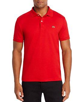 Lacoste - Pima Cotton Regular Fit Polo Shirt