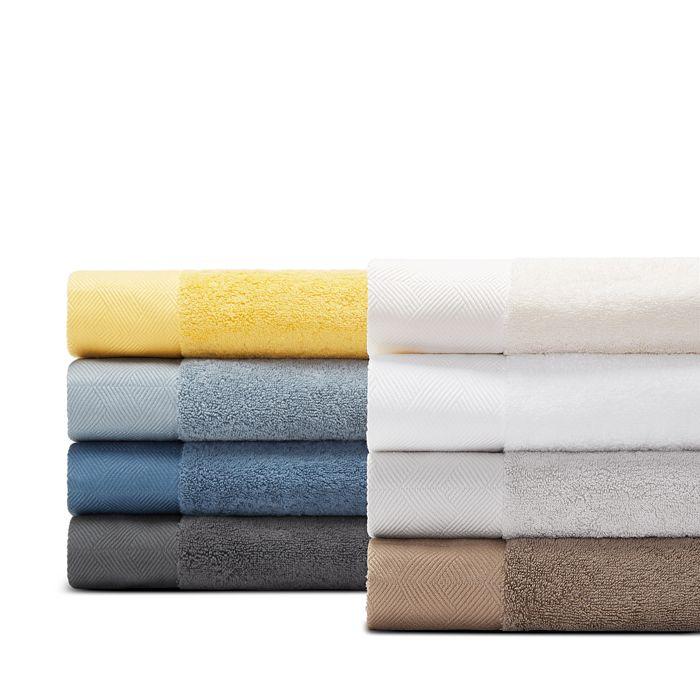 Frette - Diamond Bordo Towels