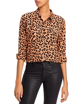 Rails - Kathryn Leopard Print Shirt