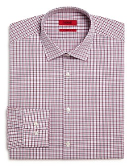HUGO - Mabel Tattersall Slim Fit Dress Shirt