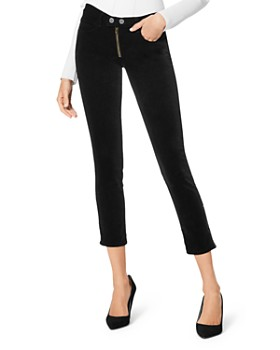 Ramy Brook - Kate Velveteen Cropped Pants