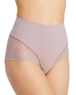 Spanx Tops UNDIE-TECTABLE CHEEKY HIGH-WAIST HIPSTER