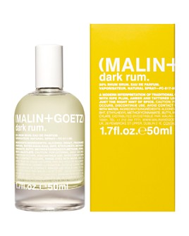 MALIN and GOETZ - Dark Rum Eau de Parfum 1.7 oz.
