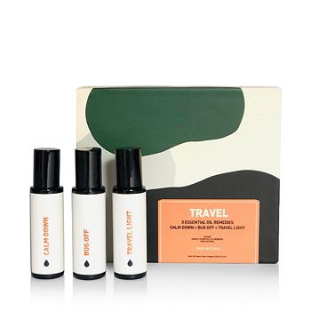 Way of Will - Travel Essential Oil Remedy Kit
