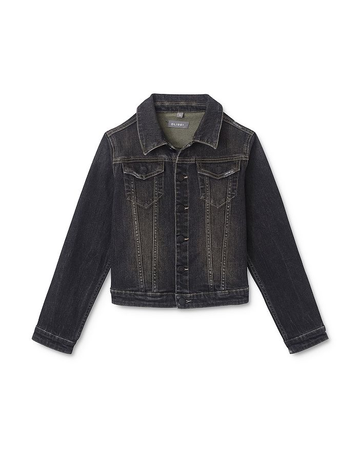 DL1961 - Boys' Manning Distressed Denim Jacket - Big Kid