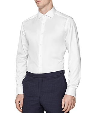 Reiss Remote Slim Fit Button-Down Shirt