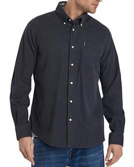 Barbour - Micro-Corduroy Regular Fit Button-Down Shirt