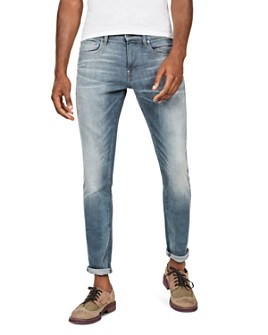 G-STAR RAW - Revend Skinny Fit Jeans in Faded Quartz