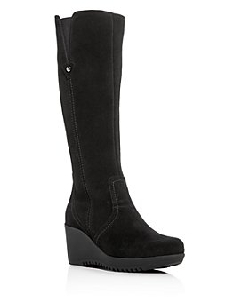 La Canadienne - Women's Grace Waterproof Wedge Platform Boots