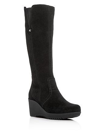 La Canadienne - Women's Grace Waterproof Wedge Platform Boots