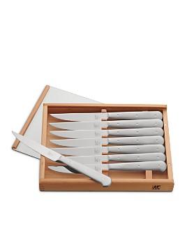 Zwilling J.A. Henckels - Porterhouse Stainless Steel 8-Piece Steak Knife Set