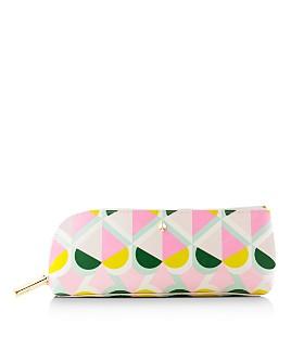 kate spade new york - Geo Spade Pencil Case