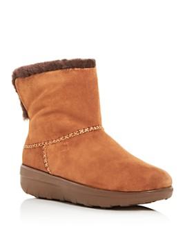 FitFlop - Women's Mukluk Shorty III Shearling Boots