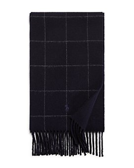 Polo Ralph Lauren - Reversible Windowpane Scarf