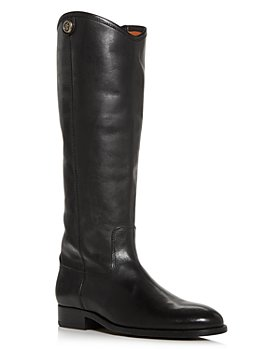 Frye - Women's Melissa Button Leather Boots
