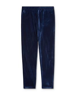 Ralph Lauren - Girls' Velvet Leggings - Big Kid