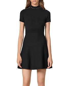 Sandro - Liora Knit Dress