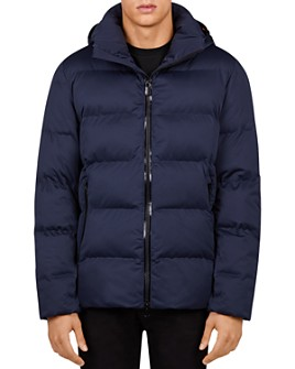Save The Duck - Quilted Mechanical Stretch Jacket