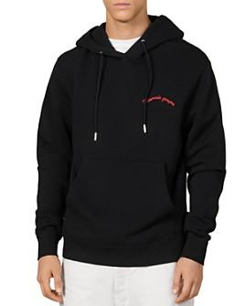 Sandro - Mauvais Garçon Hooded Sweatshirt