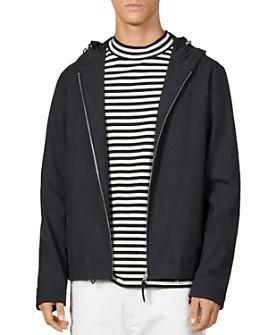 Sandro - Hooded Jacket