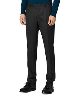 Sandro - Formal Heritage Slim Fit Suit Pants