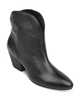 Splendid - Women's Paige Block Heel Booties
