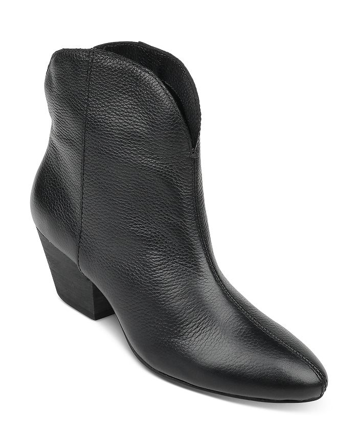 Splendid WOMEN'S PAIGE BLOCK HEEL BOOTIES