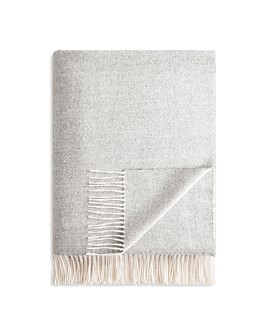 Simple Things - Herringbone Throw