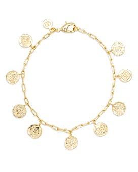 Gorjana - Ana Coin Bracelet