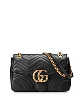 Gucci - GG Marmont Medium Matelasse Convertible Shoulder Bag