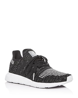 Adidas - Women's Swift Run Knit Low-Top Sneakers