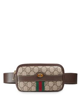Gucci - Ophidia GG Supreme iPhone Belt Bag