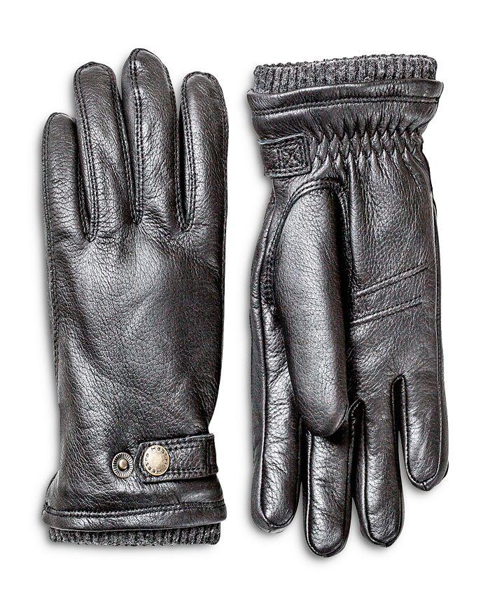 Hestra Gloves UTSJO TOP-SNAP LEATHER GLOVES