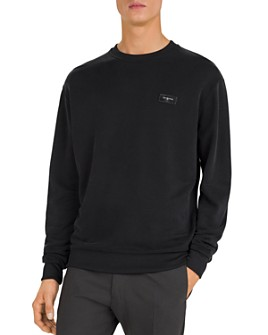 The Kooples - Logo Patch Sweatshirt
