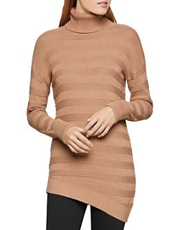 BCBGENERATION - Asymmetric Turtleneck Sweater