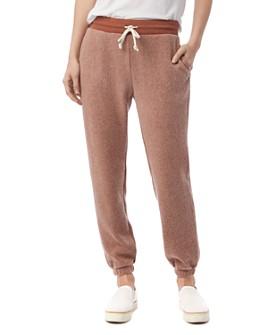 ALTERNATIVE - Teddy Classic Sweatpants