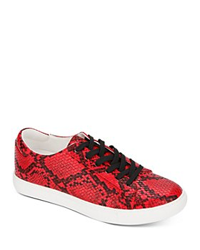Kenneth Cole - Women's Kam Snake-Embossed Sneakers