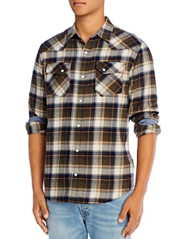 Flag & Anthem - Andes Western Regular Fit Shirt