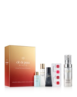 Clé de Peau Beauté - Unlock Brilliance Collection ($287 value)