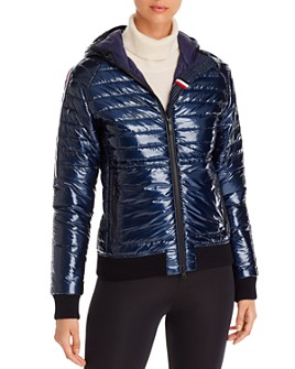 Rossignol - Cyrus Hooded Shine Puffer Coat