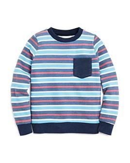 SOL ANGELES - Unisex Striped Sweatshirt - Little Kid, Big Kid