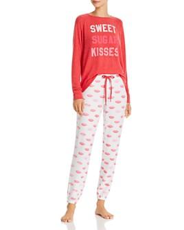 PJ Salvage - x Sugarfina Pajama Set
